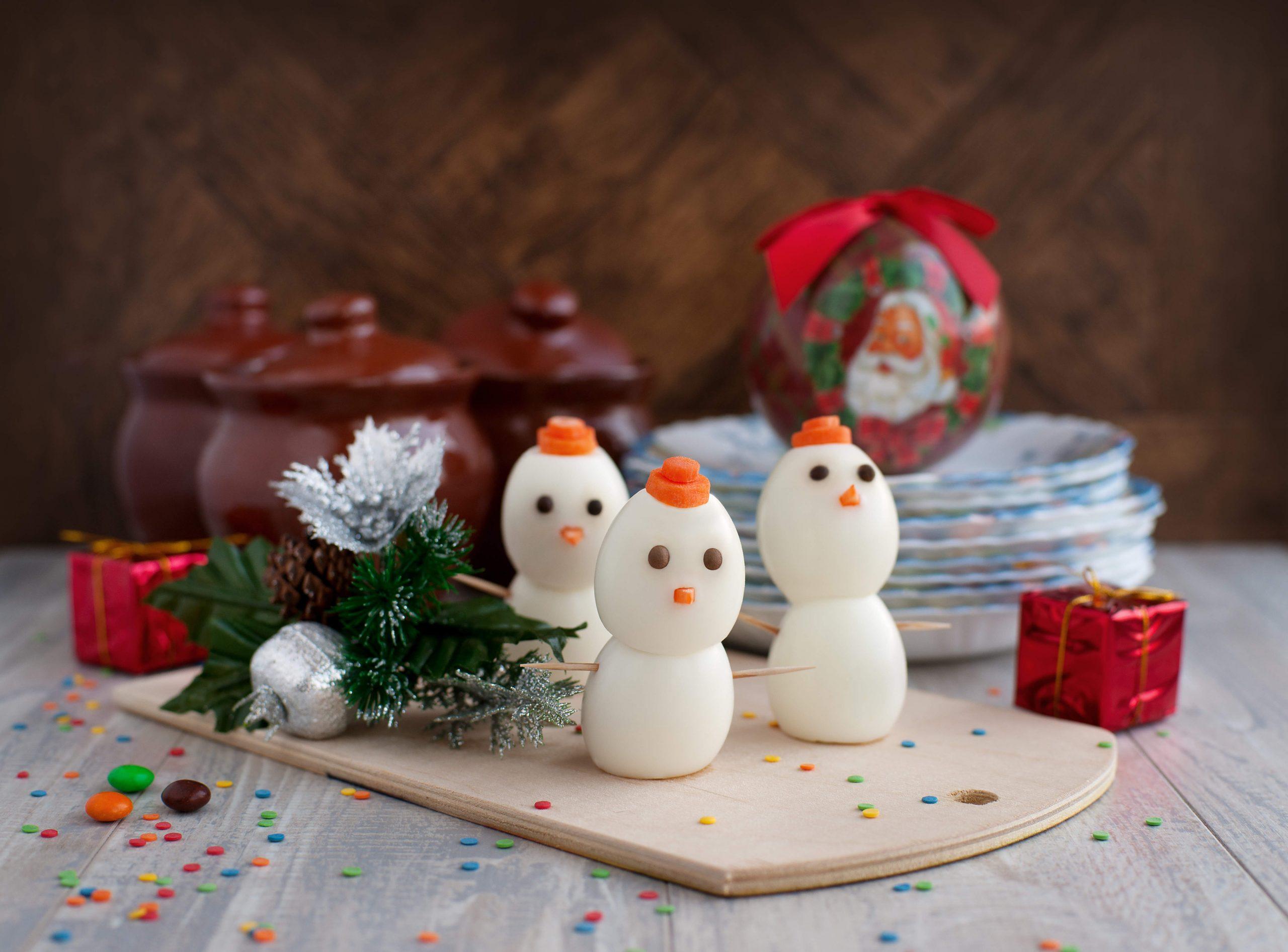 4 recettes de Noël originales