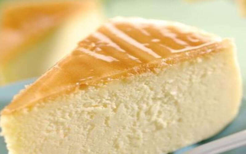 Cheesecake au citron dessert minceur