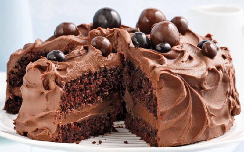 Gâteau au chocolat hyper moelleux