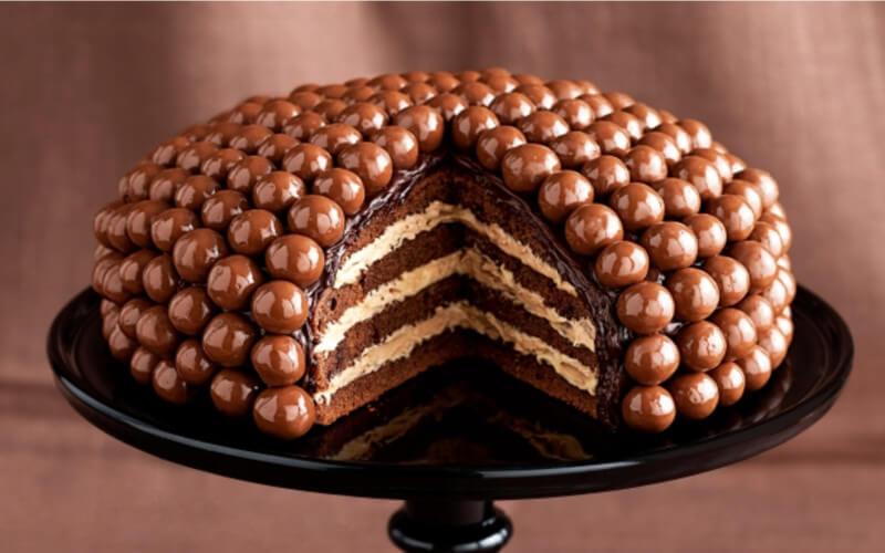 Gâteau de Maltesers extrêmement moelleux