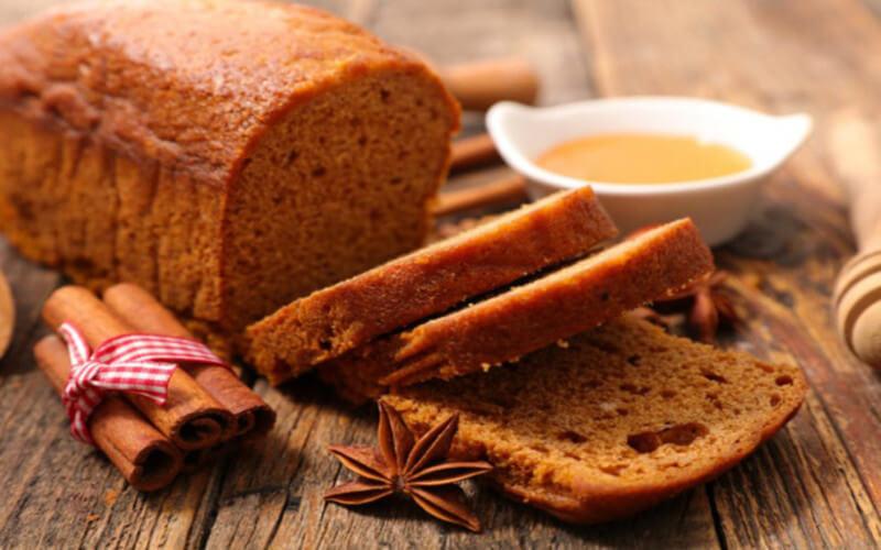 Le pain d'épices de noël merveilleux souvenirs d'enfance