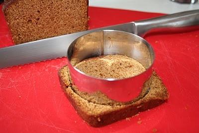 Comment préparer les Mini Tatins de Foie Gras etape 1