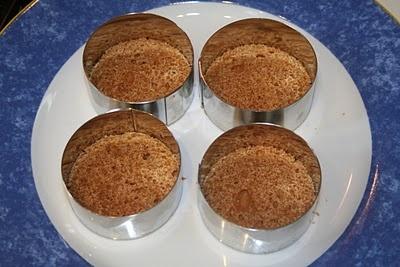 Comment préparer les Mini Tatins de Foie Gras etape 2