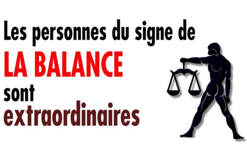 Nous avons tous besoin d'une personne du signe de la balance dans notre vie
