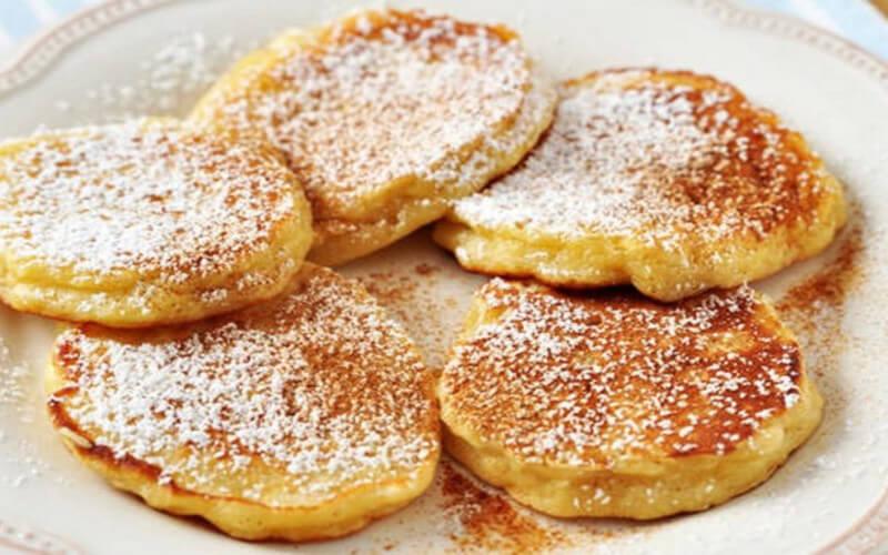 Pancakes au Yaourt rapides et faciles à faire