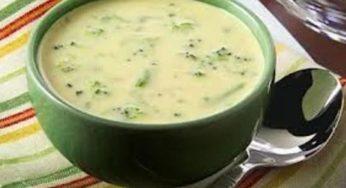 Une délicieuse soupe minceur au chou-fleur pour perdre du poids