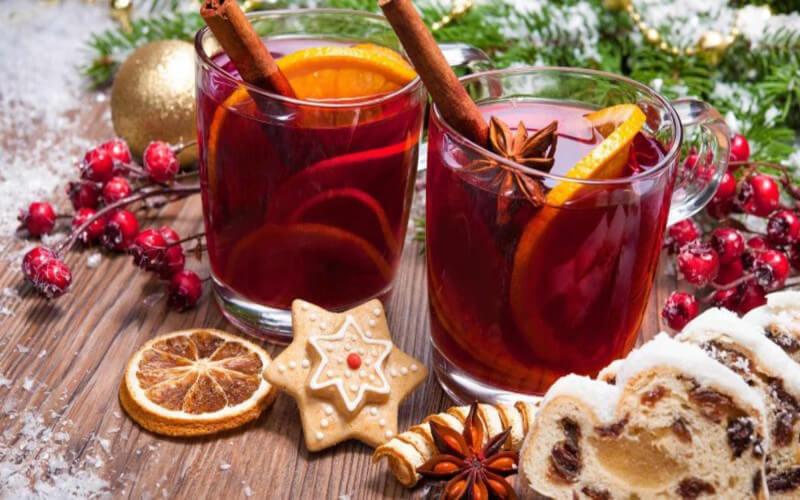 Vin chaud maison recette traditionnelle