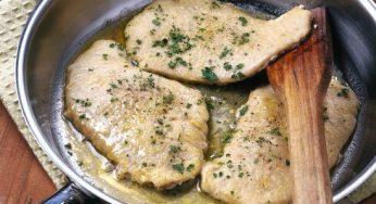 Escalopes de veau au citron un classique de la cuisine italienne