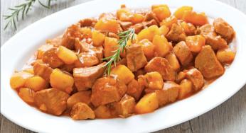 Ragoût de veau aux pommes de terre recette traditionnelle