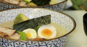 Ramen, recette de soupe japonaise