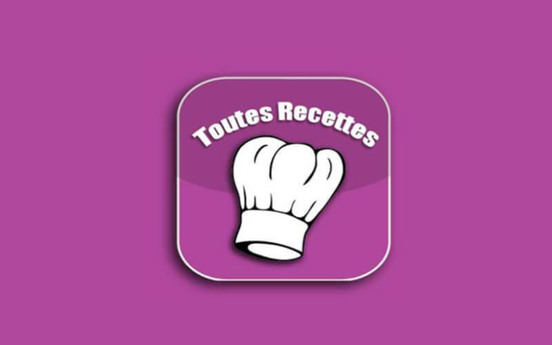 Télécharger Application de recettes de cuisine « ToutesRecettes »