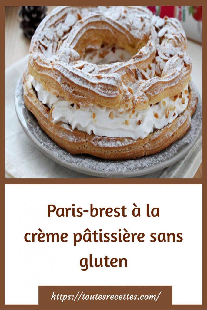 Comment préparer le Paris-brest à la crème pâtissière sans gluten
